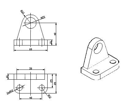 工程图 简笔画 平面图 手绘 线稿 443_361