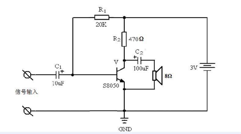 关于音频放大电路的设计原理