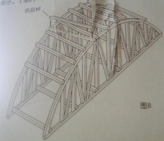 牙签做房子设计图纸