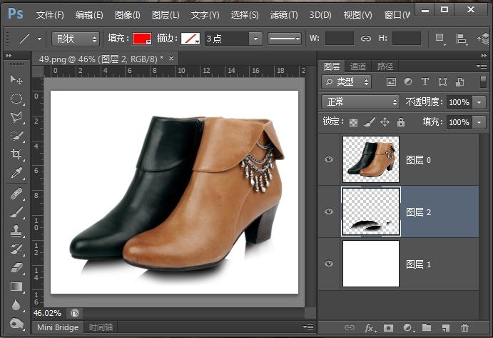 这种鞋子大全是ps做的,求详细步骤!自建房平面设计阴影图片