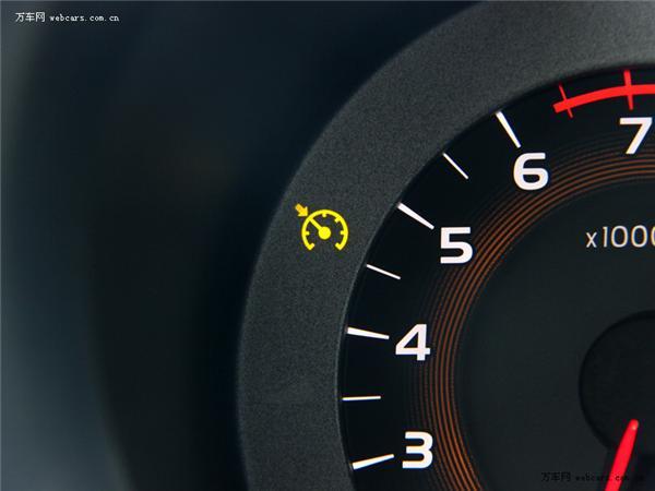 rav4汽车仪表盘这个图标代表什么?