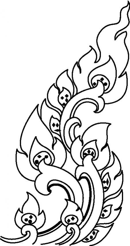 泰国哪些花纹是泰国的象征意义