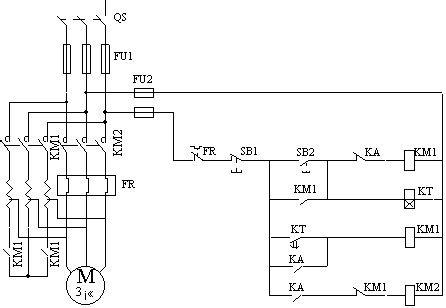 什么叫自耦变压器降压启动,什么原理