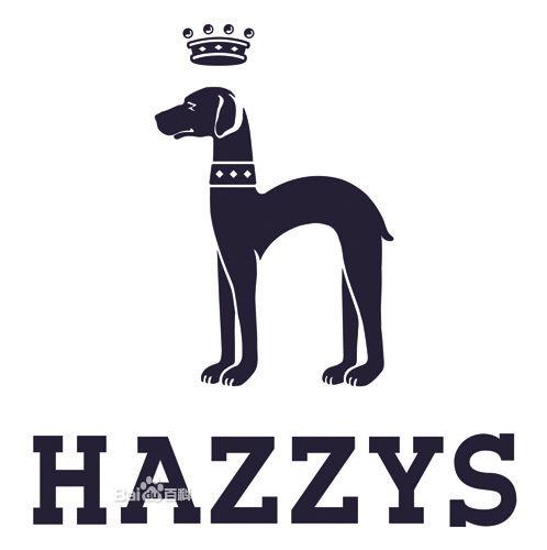 袁腺h��9i*�.�_衣服大多是衬衫或t恤,logo是一只小写h型的狗狗,请问是什么牌子?