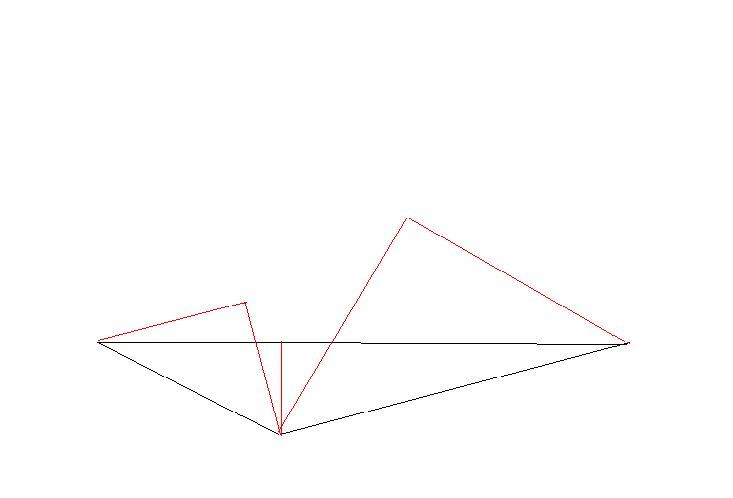 锐角钝角直角三角形三条高怎么画图片