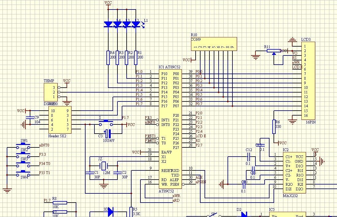 电路 电路图 电子 原理图 1099_708