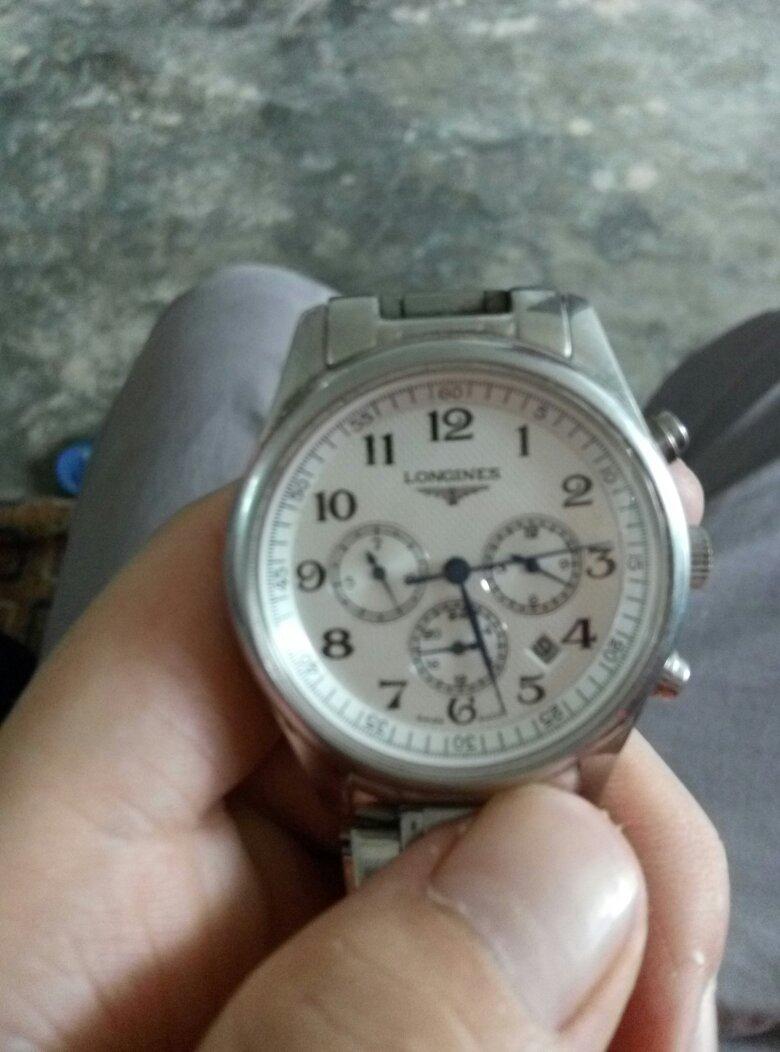668.4all 浪琴有没有这款手表?是不是图片