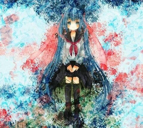 我要一个适合11岁女孩的qq头像,小清新可爱的!急需!