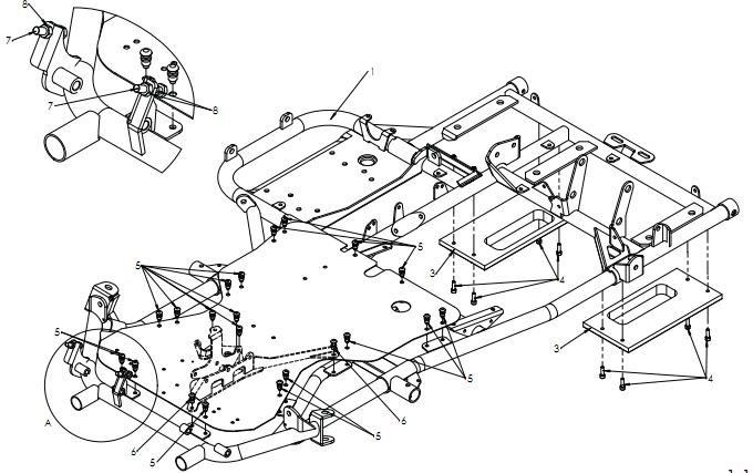 急需卡丁车设计图,还有前双摇减震的图纸,谢谢大家了qq304313447图片