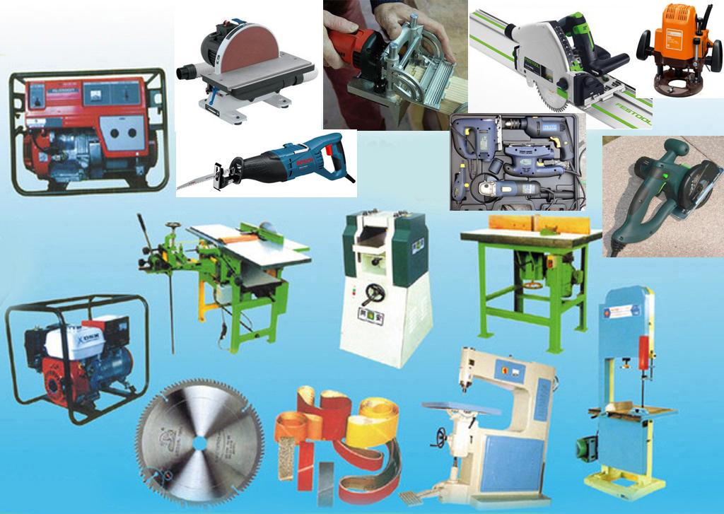 木工电动工具大全图片