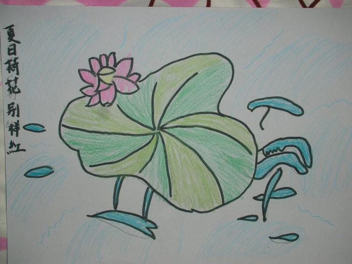 求六年级的绘画欣赏,简单点的图片