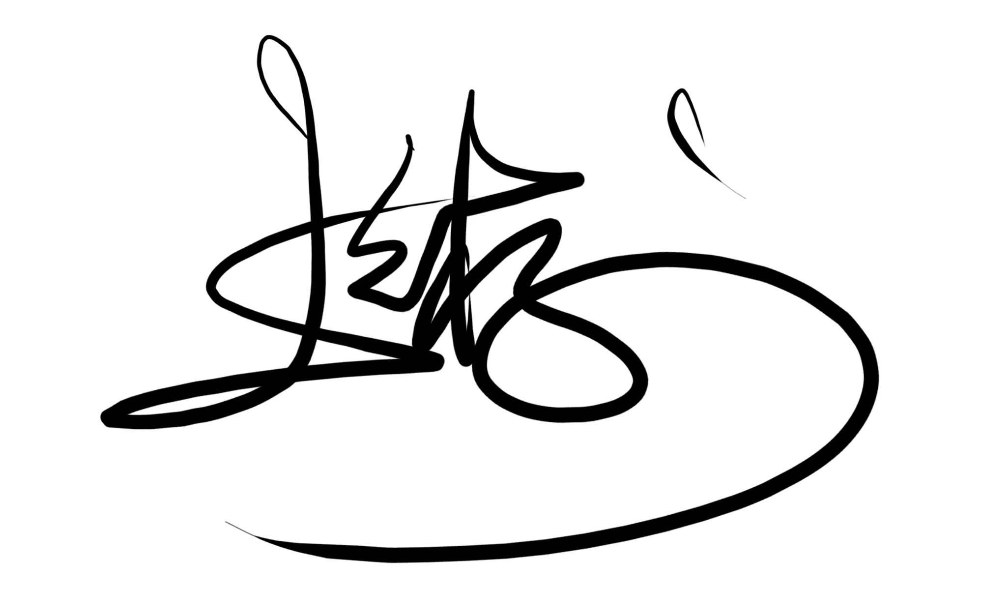 艺术签名设计大师进,求设计签名!图片
