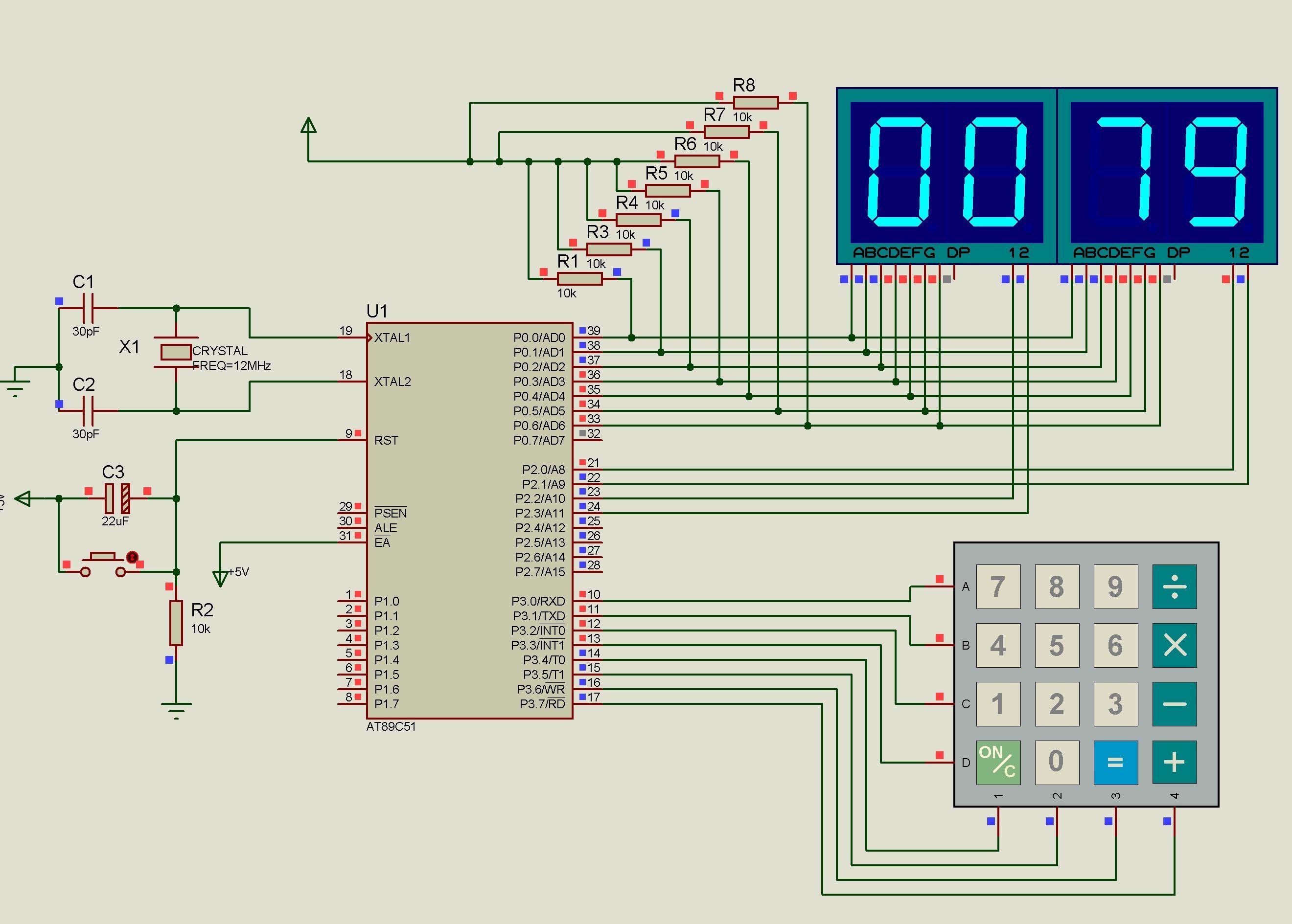 电路 电路图 电子 户型 户型图 平面图 原理图 2640_1889