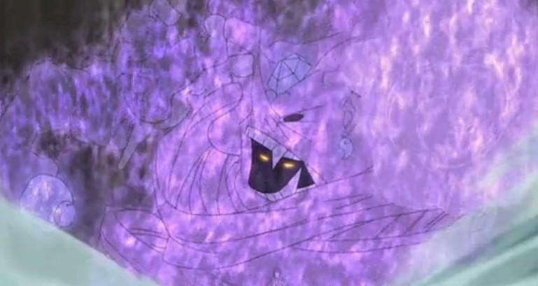 火影忍者现在的佐助的须佐能乎是什么样子的?
