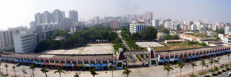 东海洋大学海滨校区_广东海洋大学海滨校区环境怎么样?