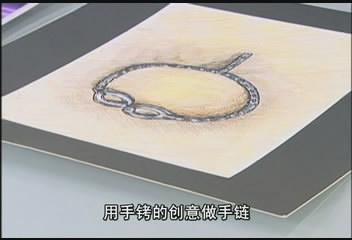 放羊的星星中的各种珠宝手绘图纸