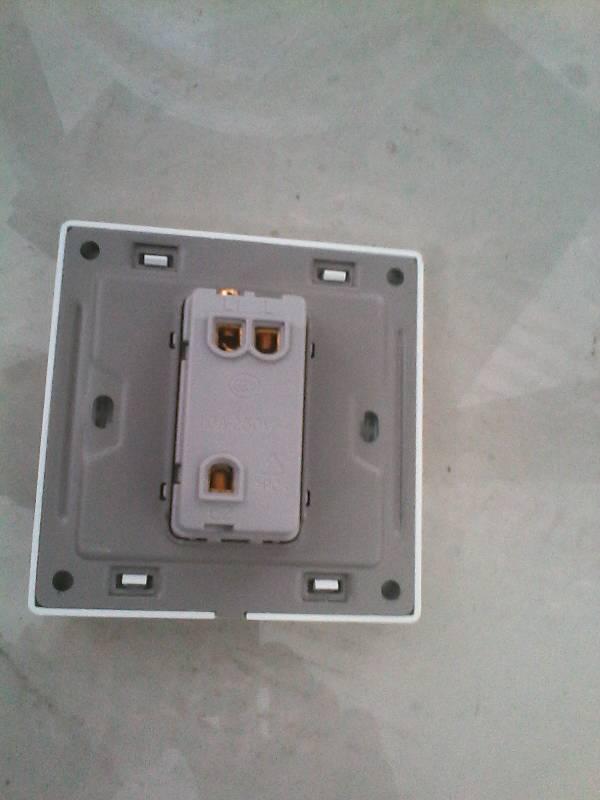请问电工单控双开l1,l,l2怎么接线
