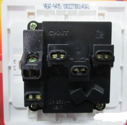 正泰new7 接线图! 一零一火 怎样接线灯和插座互不干扰?