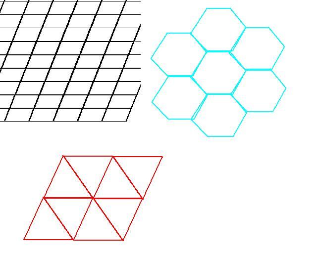 小明想用平行四边形正三角形正五边形正六边形甚至正七边形中的一种地
