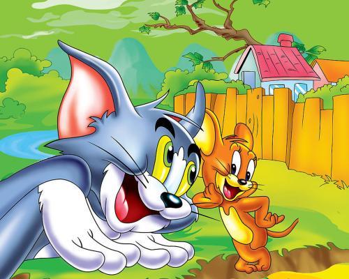 动画片猫和老鼠英语版简介图片