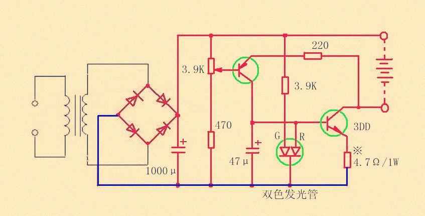 汽车电瓶充电电路问题(图6)