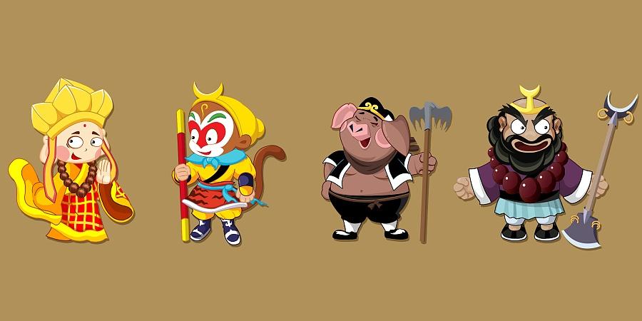 西游记白龙马蹄朝西动画片是哪一版图片