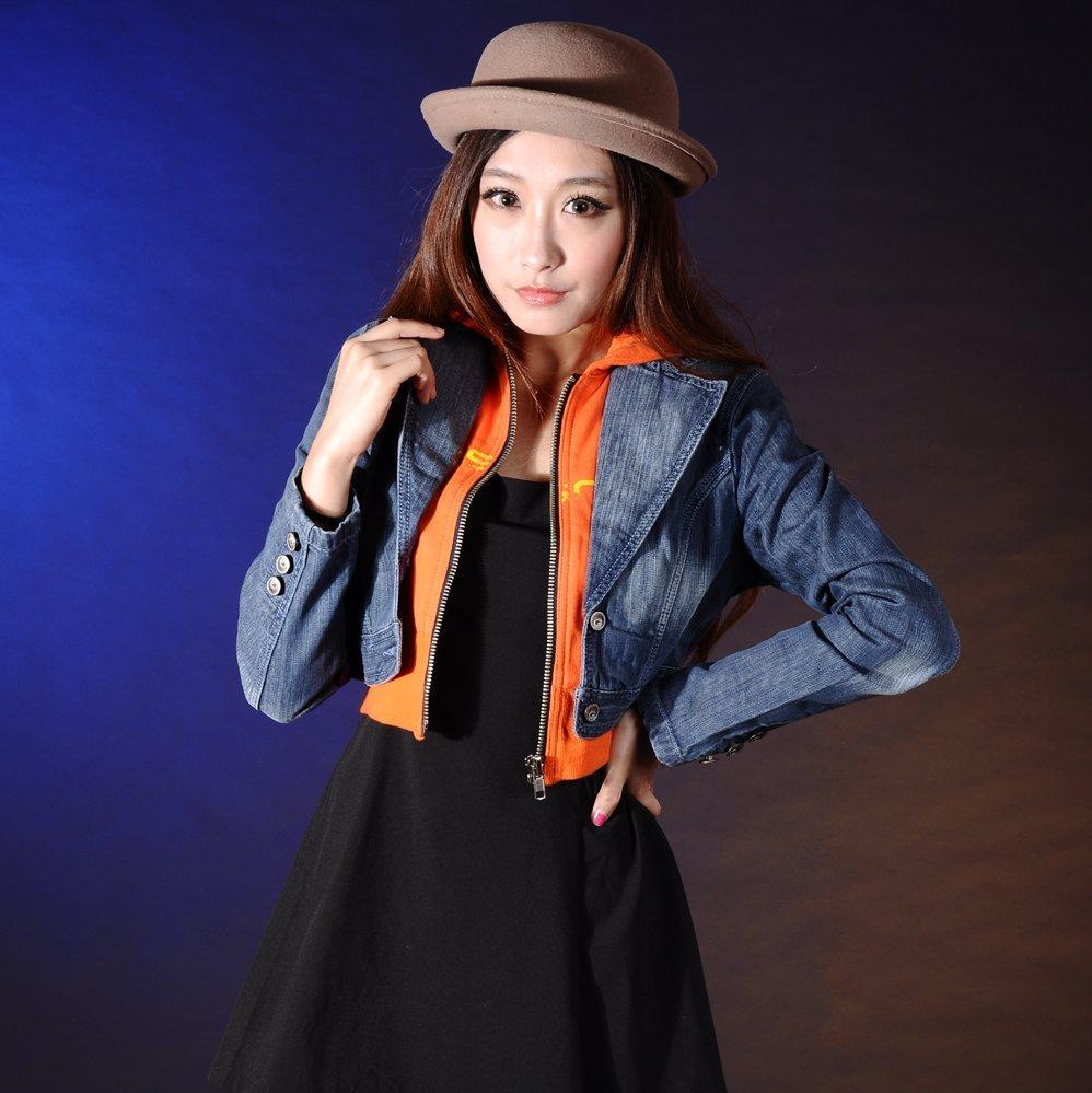 卫衣搭配女_带帽的卫衣怎么搭配外套?