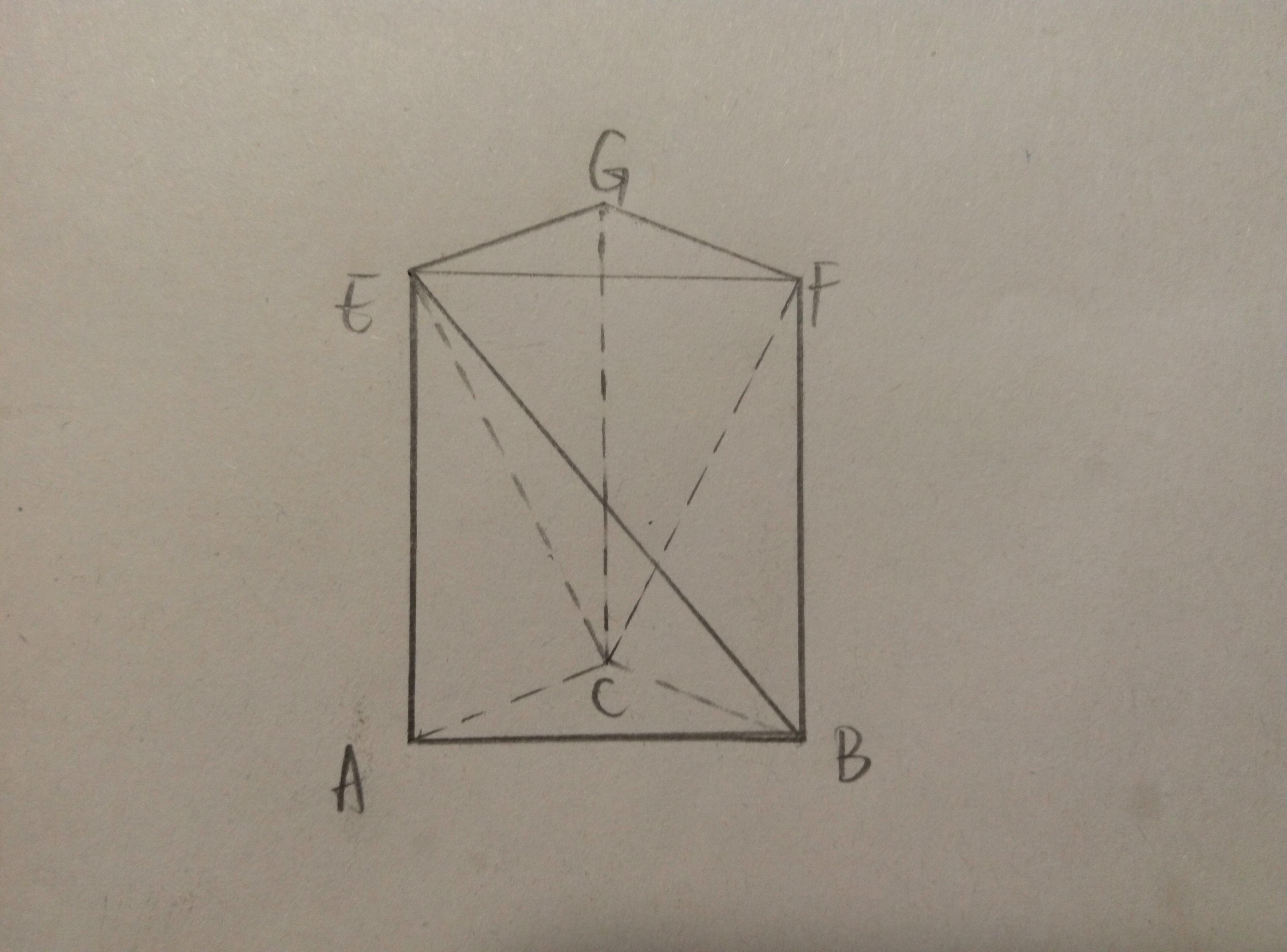 如何用两个截面把一个三棱柱截成三个三棱锥