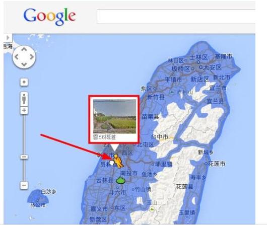 怎样使用谷歌实景地图的