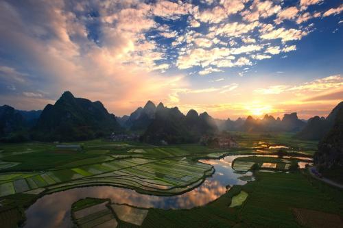 天等县的风景名胜