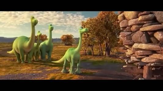 和电影《恐龙当家》相比,国内的动画电影差距在哪里?