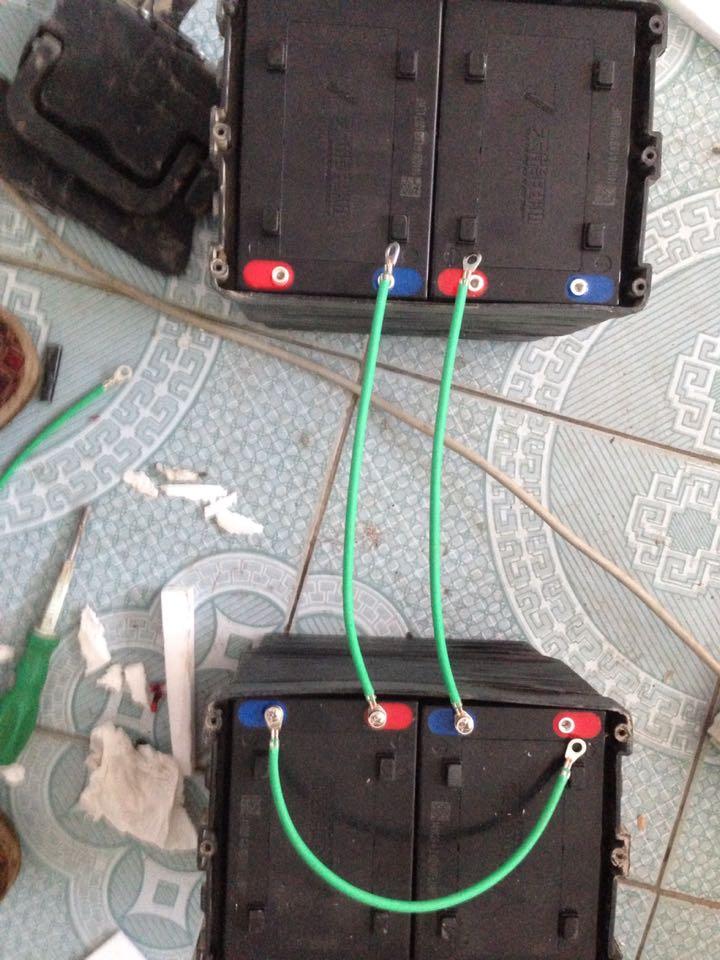 电动车电池的安装方法