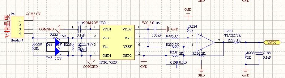 电路图后面的运放是放大功能,请问原理是什么,放大了几倍?