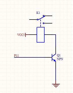 单片机驱动继电器,电路怎么设计?(高手进)