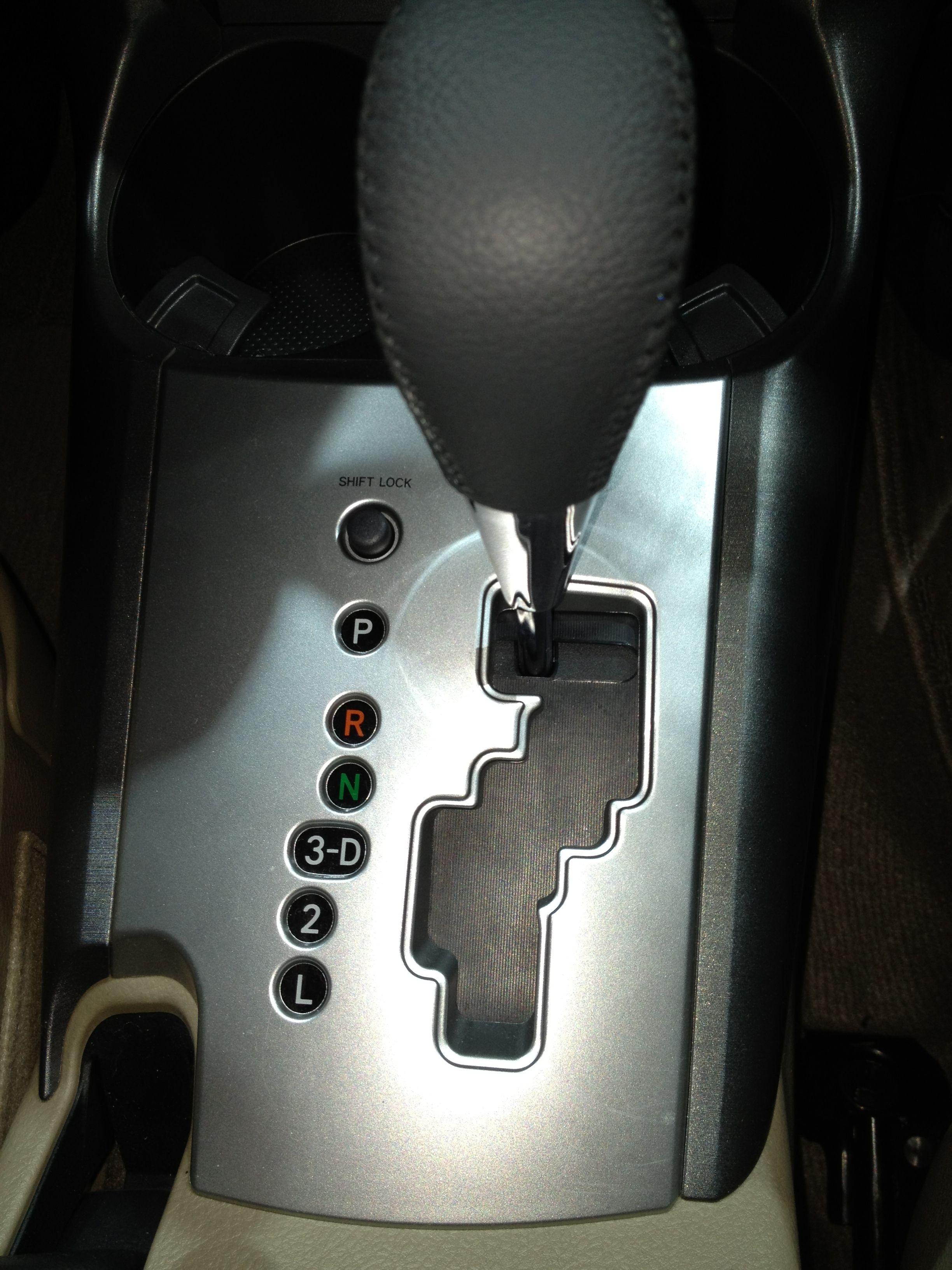 怎样知道汽车变速器是手动还是自动档的?
