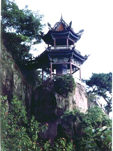 桂平西山风景名胜区的主要景点
