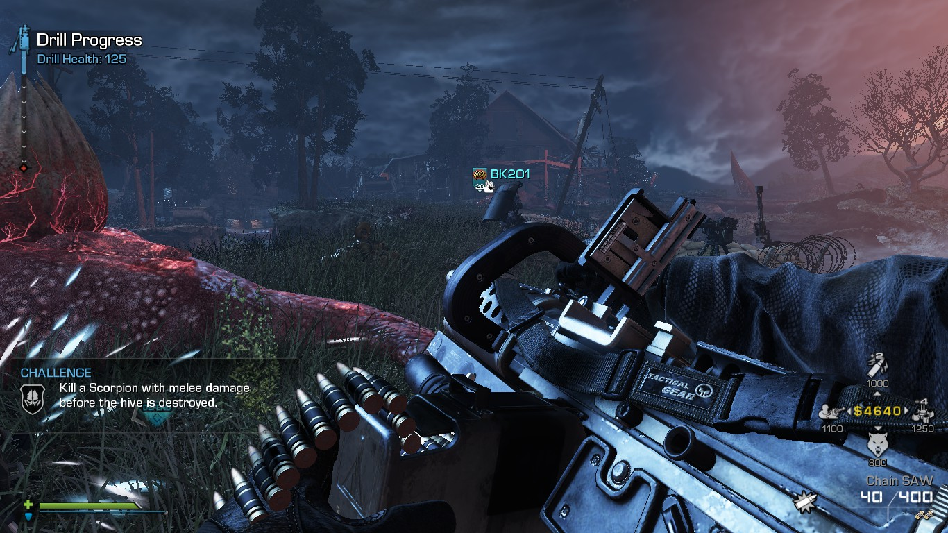 游戏 有没有什么单机版的枪战游戏(画面感好,武器多的