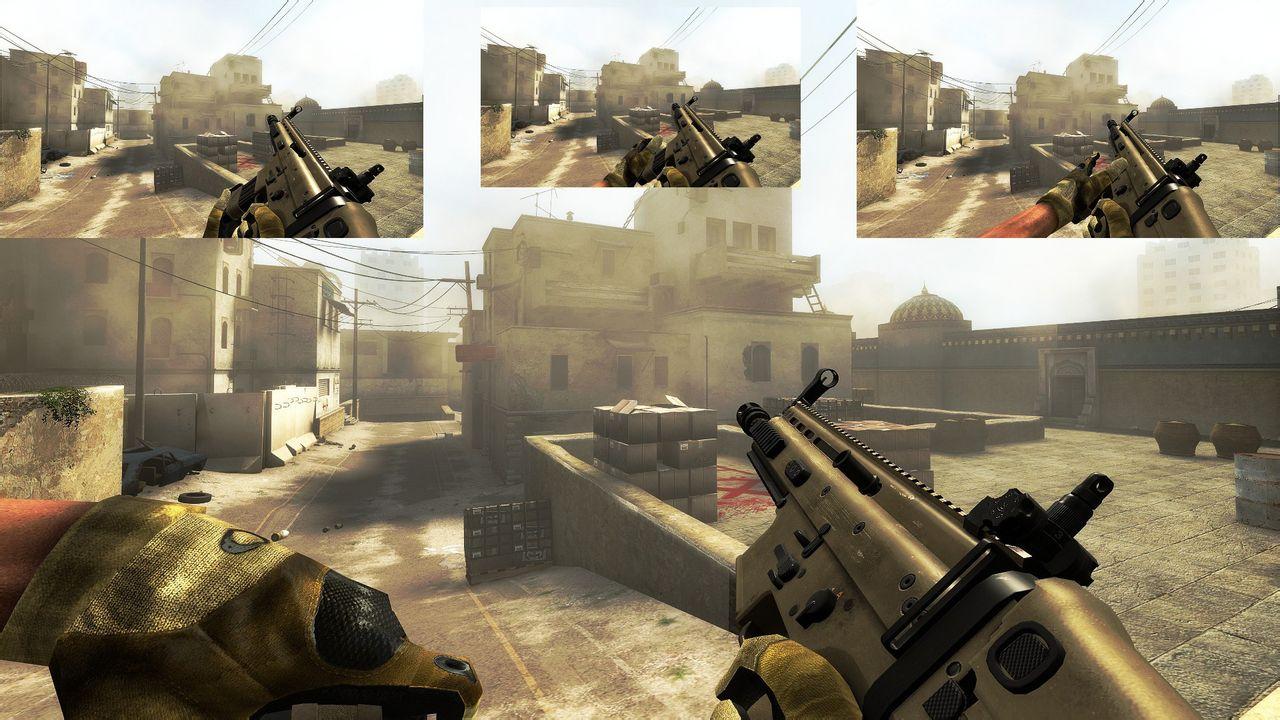 求这张地图是cs起源de_dust2的哪个系列?给个全名.图片