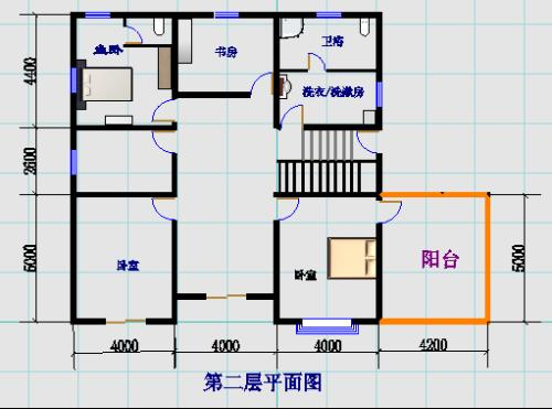 求求求农村2层楼房设计图,外形效果图和室内结构图.
