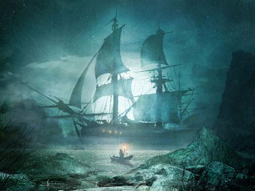 神秘失踪的船的介绍