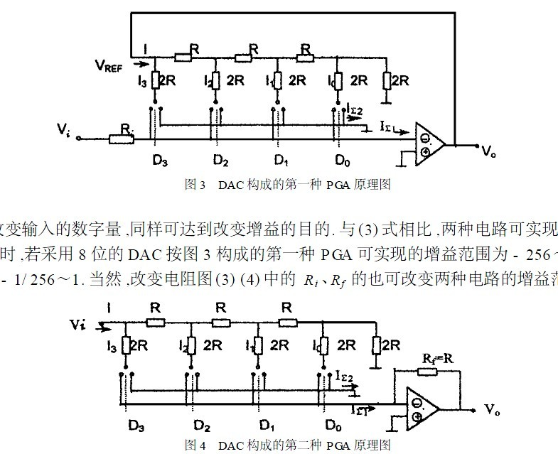 dac0832程控放大器问题