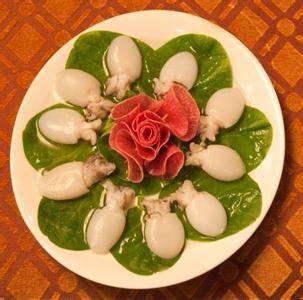 火锅菜品摆盘图片图片