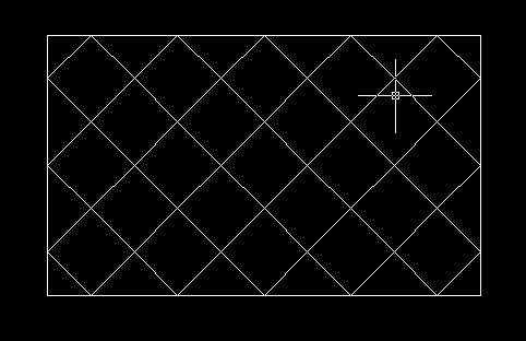 矩形叠加设计图案