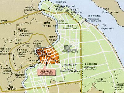 浦东大道地铁站规划图