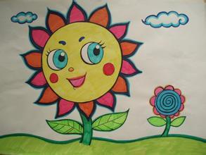 小学生庆祝关于六一儿童节的画图片图片