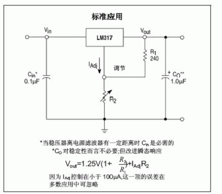 lm317的原理与应用