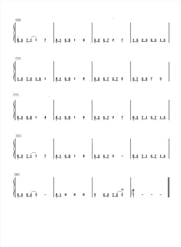 急急急,谁有夜的钢琴曲5左手简谱,左手的!右手我会弹了,真是奇迹(*)*)