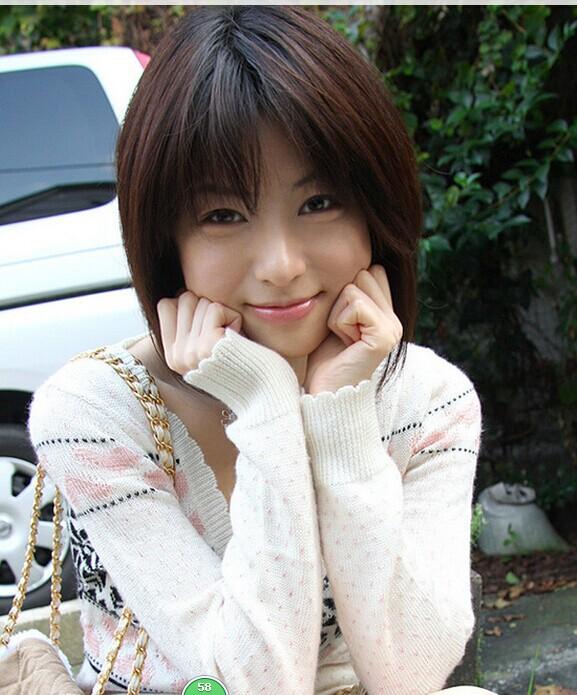 女明星名字_请问这位日本女演员的名字?