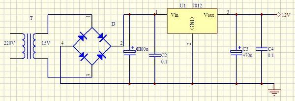 12v直流电源怎样稳压