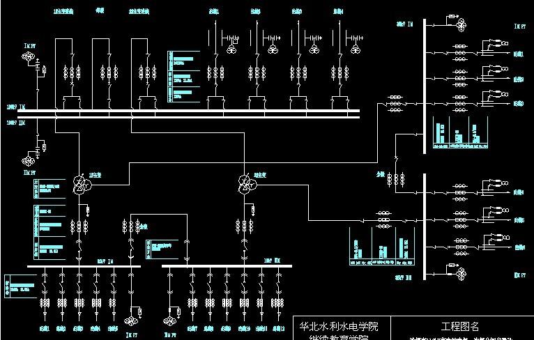 求110kv钢铁厂变电站电气一次部分毕业设计,最好有电气主接线图,平面